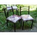 Детски столчета- тръбна мебел